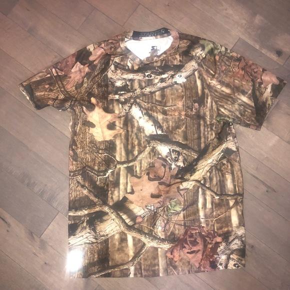 Tops - Camo shirt (good quality)